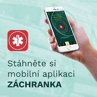 Pomáhá zachránit život aplikace záchranka