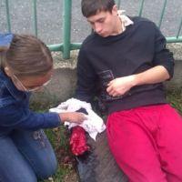 Cvičení první pomoci pro základní školy